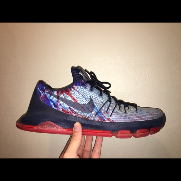 "sports shoes 1306f dfc31 KD 8 ""Independence Day"""